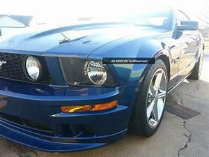 2007 Mustang Gt 4  6 3v Steeda Equipment