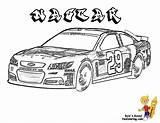 Nascar Coloring Cars Fast Race Cool Printable Sheets Boys Speed Fan Yescoloring Adult Visit Ferrari Lamborghini sketch template