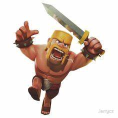 Clash Of Clans Characters Barbarian Level 6   www.pixshark ...