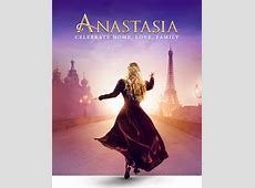 ANASTASIA The New Broadway Musical – Official Site for