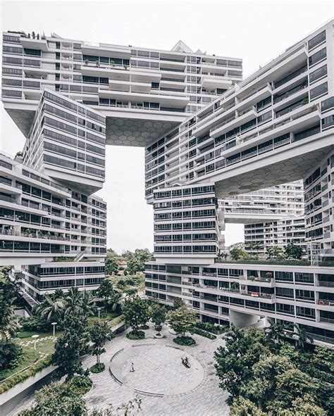 The Interlace Architects Oma Ole Scheeren Singapore
