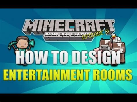 Minecraft Xbox 360 Living Room Designs by Quot Minecraft Xbox 360 Quot How To Design Decorate Your