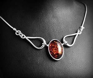 collier ambre argent excalibur bijoux With bijoux en ambre