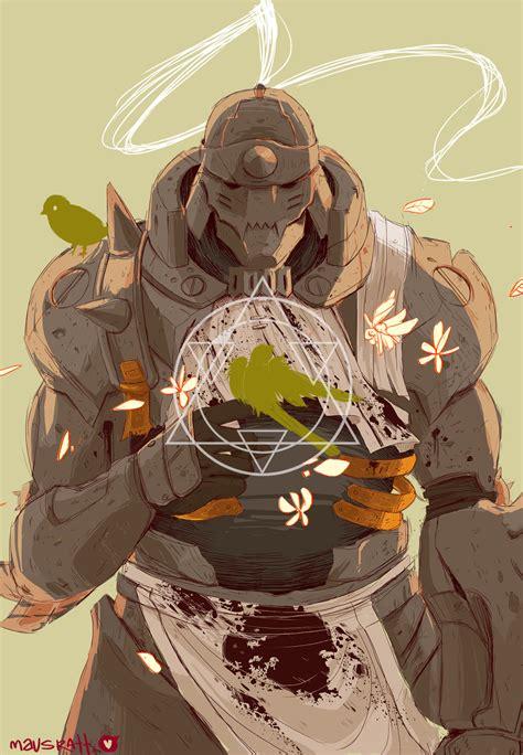 fullmetal alchemist brotherhood head canon