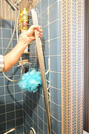 how to remove an sliding shower door house