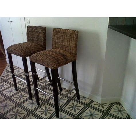 chaise de bar orange chaise de bar roche bobois thesecretconsul