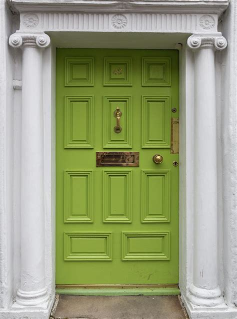 lime green kitchen doors lime green door in dublin photograph by fowler 7097