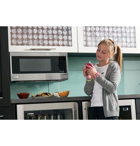 zemsfss monogram  cu ft countertop microwave