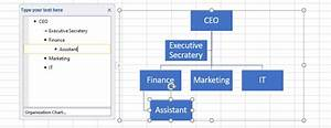 How To Make An Org Chart In Excel Step By Step Guide