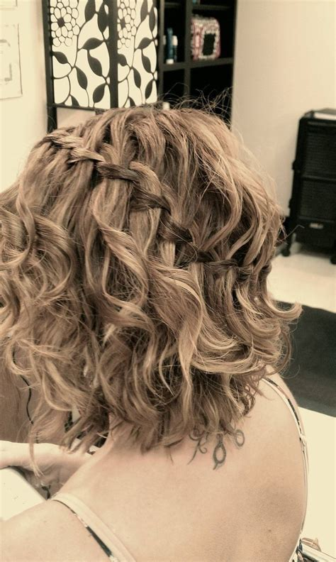 pretty prom hairstyles  boho retro edgy hair