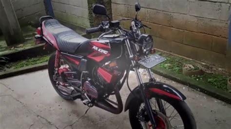 Modif Rx King Bali by Gambar Modifikasi Motor Rx King Paling Keren Terkeren Dan
