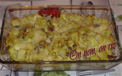 cuisiner du chou blanc recette gratin de chou blanc au curry et aux raisins 750g