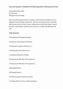 012 Essay Example English Literature Structure How To