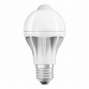 Gx53 Led Osram : osram led gls motion sensor 9w very warm white e27 opal ~ Markanthonyermac.com Haus und Dekorationen