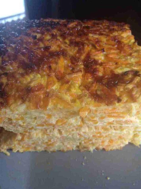et sa cuisine legere gratin courgettes et carottes léger et sa cuisine
