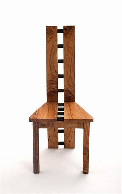 Chair Dining Wood Contemporary Eight