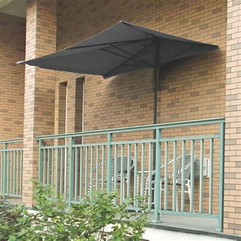 parasol deporte de balcon rectangulaire    cm