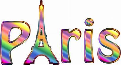 Clipart Word Paris Transparent Clipartmag Explore