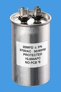 20 Mfd Capacitor