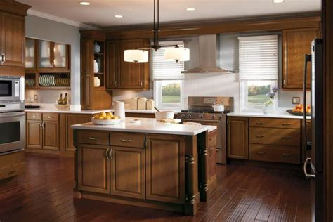 white stained wood kitchen cabinets 20 stunning kitchen design ideas with mahogany cabinets 1870