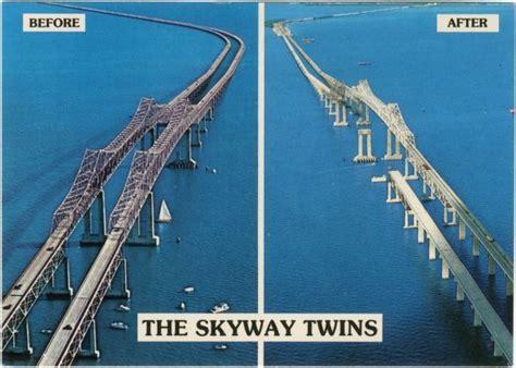 The Sunshine Skyway Bridge Creepy Miraculous