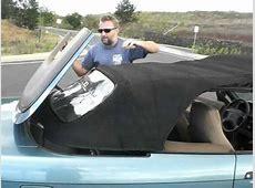 BMW E36 convertible Headliner Installation Doovi