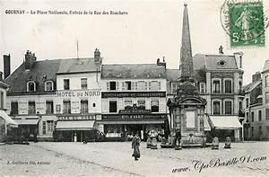 Gournay En Bray : gournay en bray place nationale entr e de la rue des bouchers cartes postales anciennes ~ Medecine-chirurgie-esthetiques.com Avis de Voitures