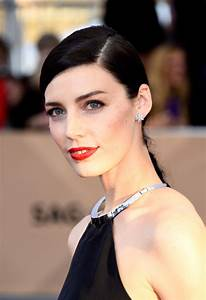 Jessica Pare Long Braided Hairstyle - Hair Lookbook ...