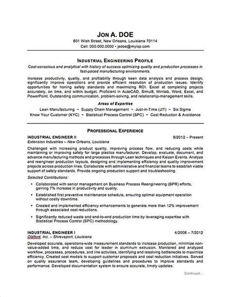Resume Engineering by Sle Engineering Resume Resume Builder Sle Resume