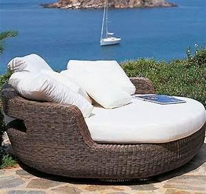 Lounge Insel Outdoor : drau en rattan loom korb m bel looms ~ Bigdaddyawards.com Haus und Dekorationen