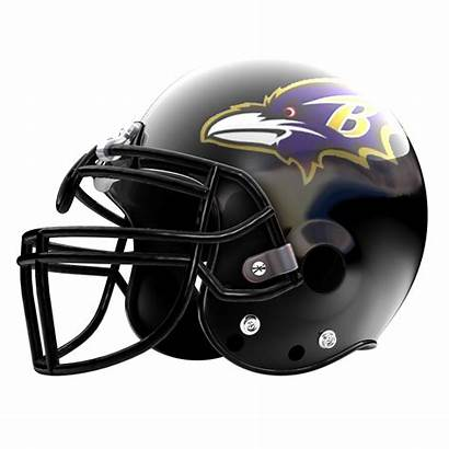 Ravens Baltimore Helmet Clipart Saints Orleans Vs