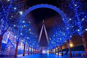 Christmas London Eye - HD Wallpapers Blog