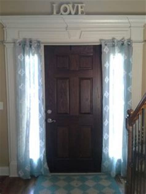 Sidelight Curtain Rods 5 To 10 by 1000 Images About Sidelights Coverings On