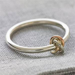 eternity knot ring by jessica greenaway With knot wedding ring