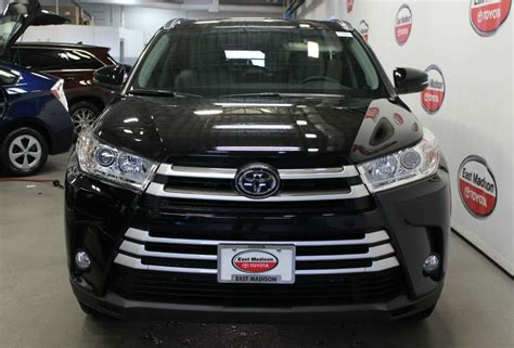 toyota highlander 2017 black black toyota highlander 2017 best new cars for 2018