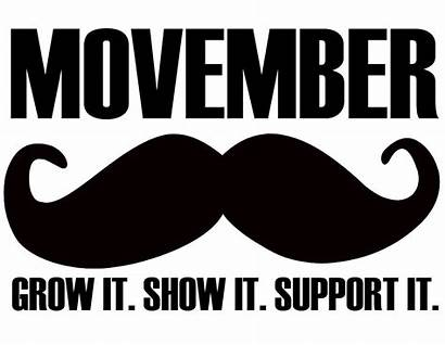 Movember Grow Mo Mustache Month Ayudemos Cuidarse