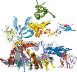 Cute Legendary Pokemon