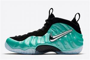 Nike to Release Air Foamposite Pro in Island Green ...