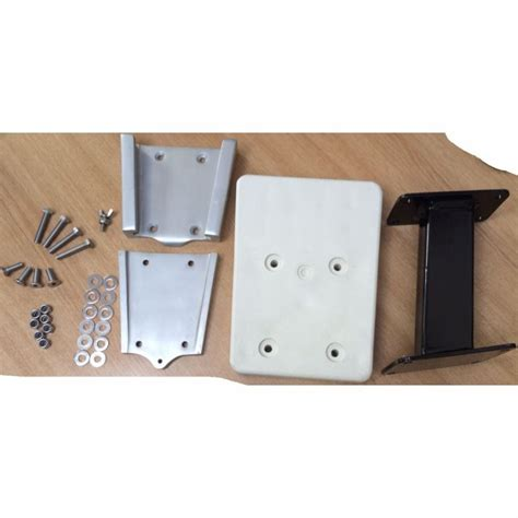 Yamaha Outboard Motor Bracket by Ibs Removable Auxiliary Outboard Bracket Max 4hp