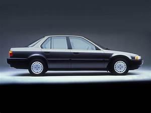 HONDA Accord 4 Doors specs & photos - 1989, 1990, 1991