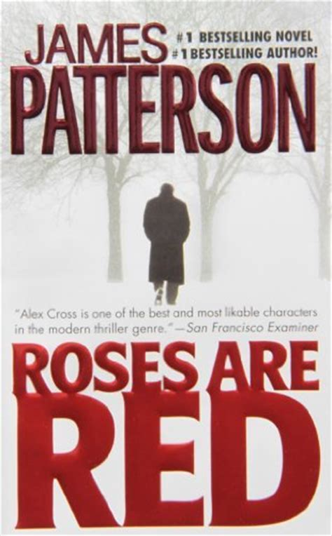 roses  red alex cross   james patterson