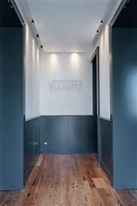 1000 images about couloir on pinterest yellow hallway With couleur de peinture pour couloir 13 decoration murale en bois use