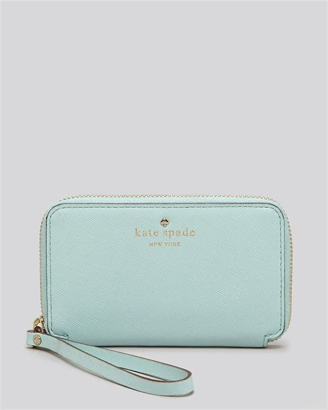 iphone 5 wristlet kate spade new york iphone 5 wristlet cherry louie