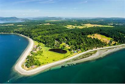 Orcas Island Seattle Pratt Washington Aerial Views