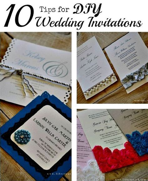 want to design your own invitations use the tips to help