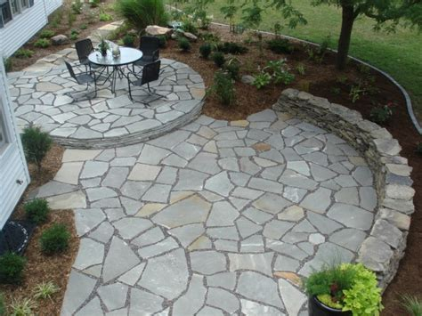 large flagstone inspiring flagstone patio design ideas patio design 190