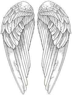 54 Best Wings to Fly Away images in 2013 | Angel wings, Angels, Tattoo wings