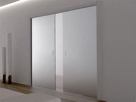 porte vitrée coulissante porte coulissante style verri 232 re dans une maison modеrne