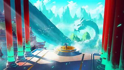 Duelyst Wallpapers Away Fly Artwork Thefatrat Anjulie