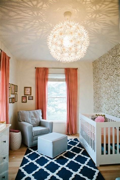 modern nursery room  lighting homemydesign